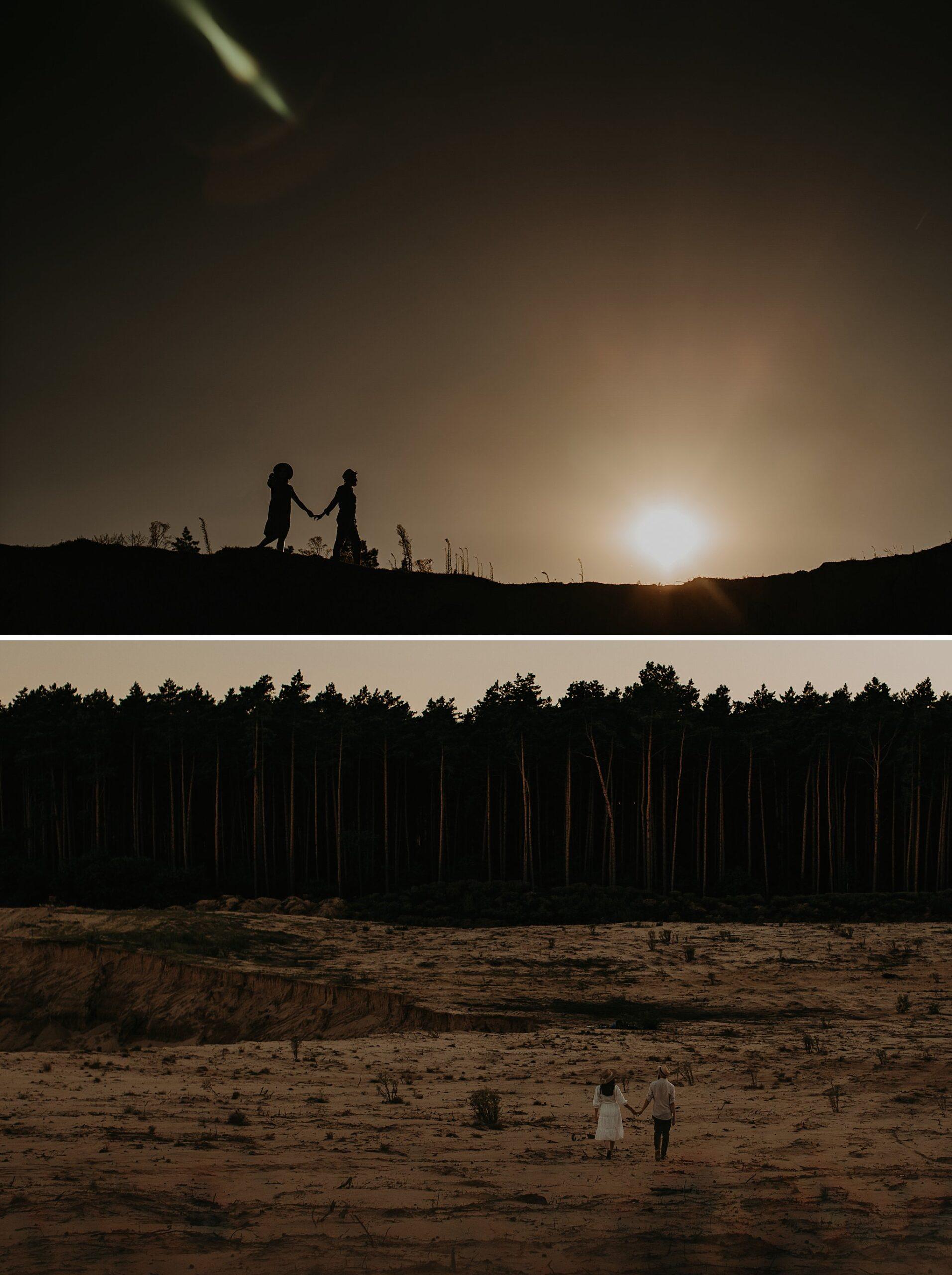 piekna sesja narzeczenska rustykalna romantyczna sesja na pustyni sesja zdjeciowa poznan krugphotography fotograf slubny z poznania fotografia slubna poznan 1000 scaled