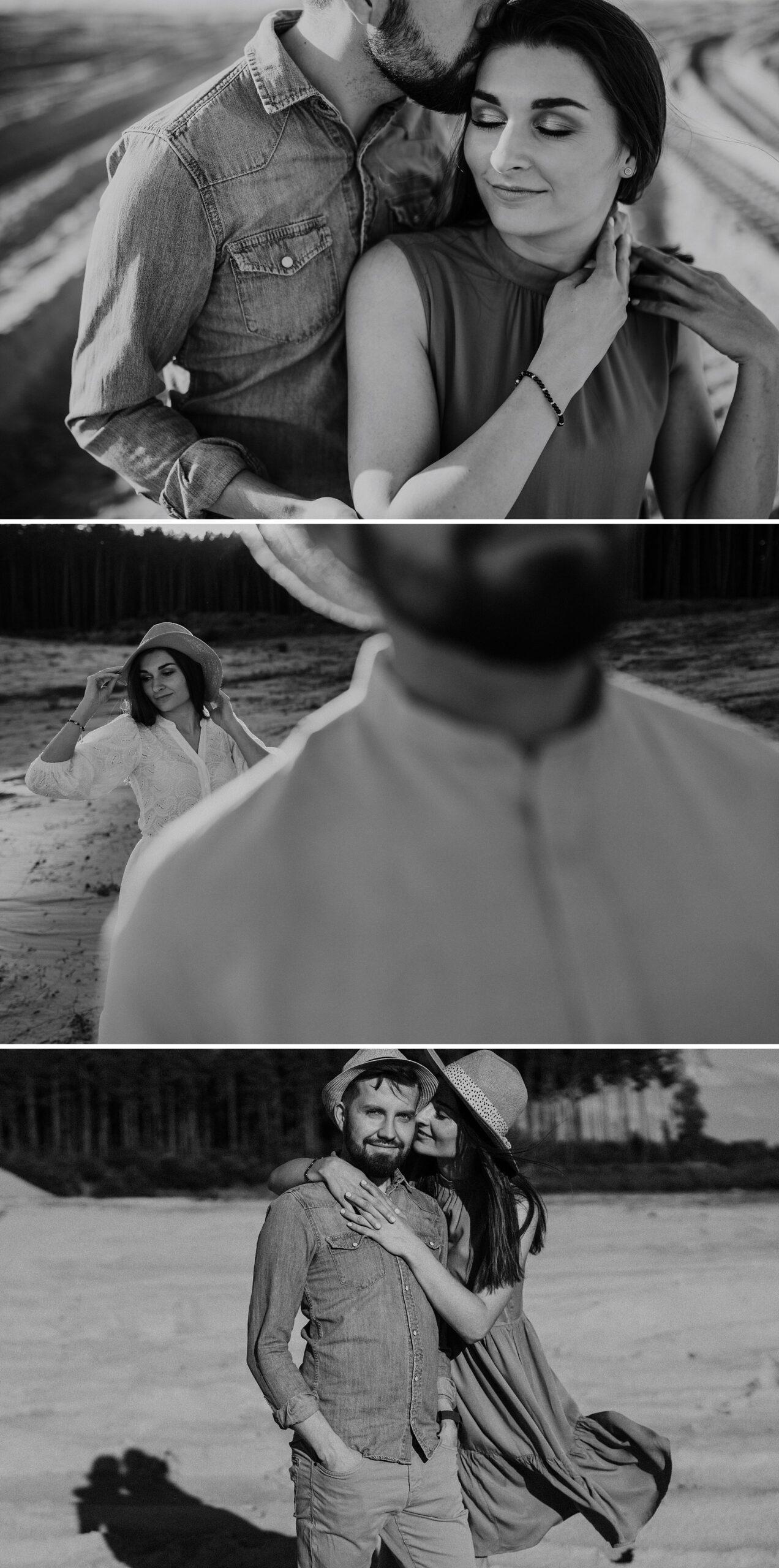 piekna sesja narzeczenska rustykalna romantyczna sesja na pustyni sesja zdjeciowa poznan krugphotography fotograf slubny z poznania fotografia slubna poznan 400 scaled