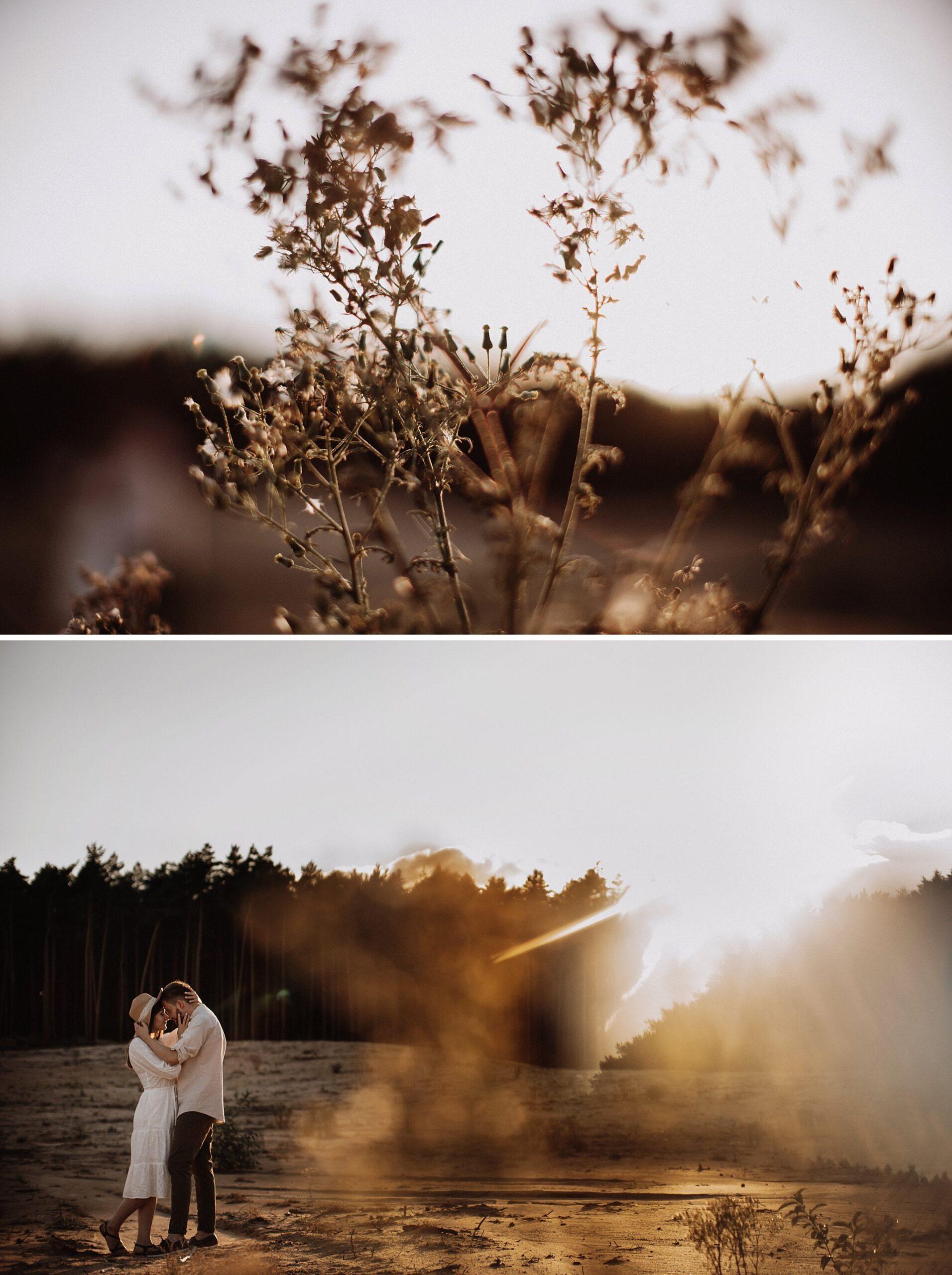 piekna sesja narzeczenska rustykalna romantyczna sesja na pustyni sesja zdjeciowa poznan krugphotography fotograf slubny z poznania fotografia slubna poznan 4300 scaled