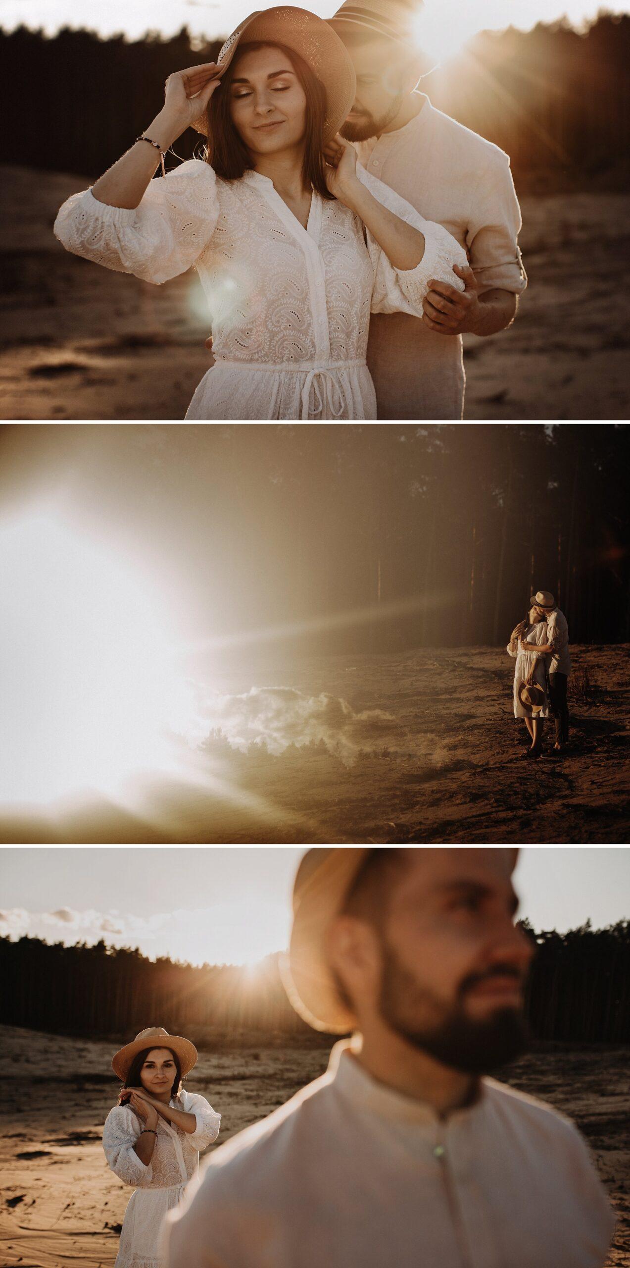 piekna sesja narzeczenska rustykalna romantyczna sesja na pustyni sesja zdjeciowa poznan krugphotography fotograf slubny z poznania fotografia slubna poznan 4500 scaled