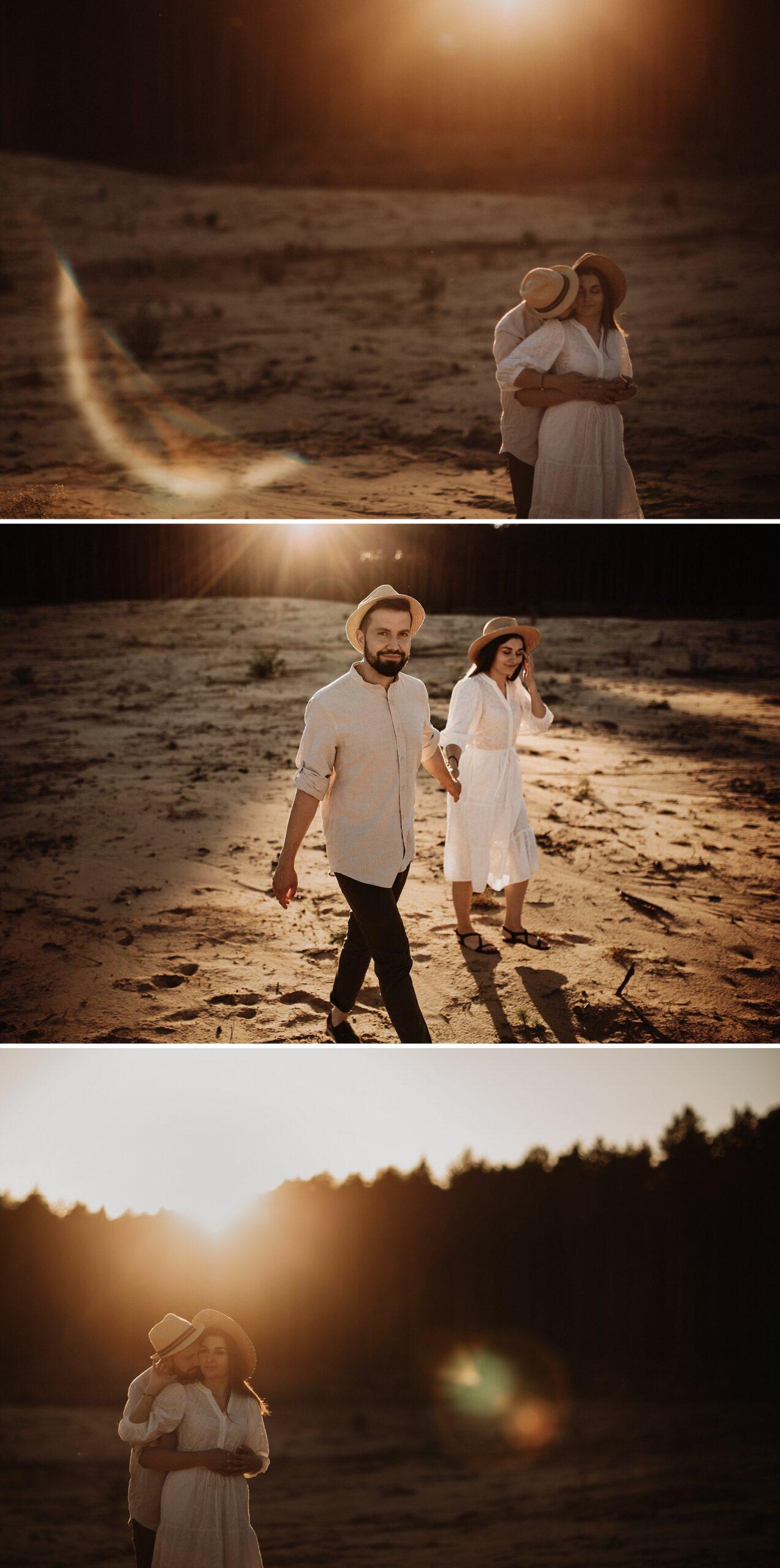 piekna sesja narzeczenska rustykalna romantyczna sesja na pustyni sesja zdjeciowa poznan krugphotography fotograf slubny z poznania fotografia slubna poznan 5800 scaled