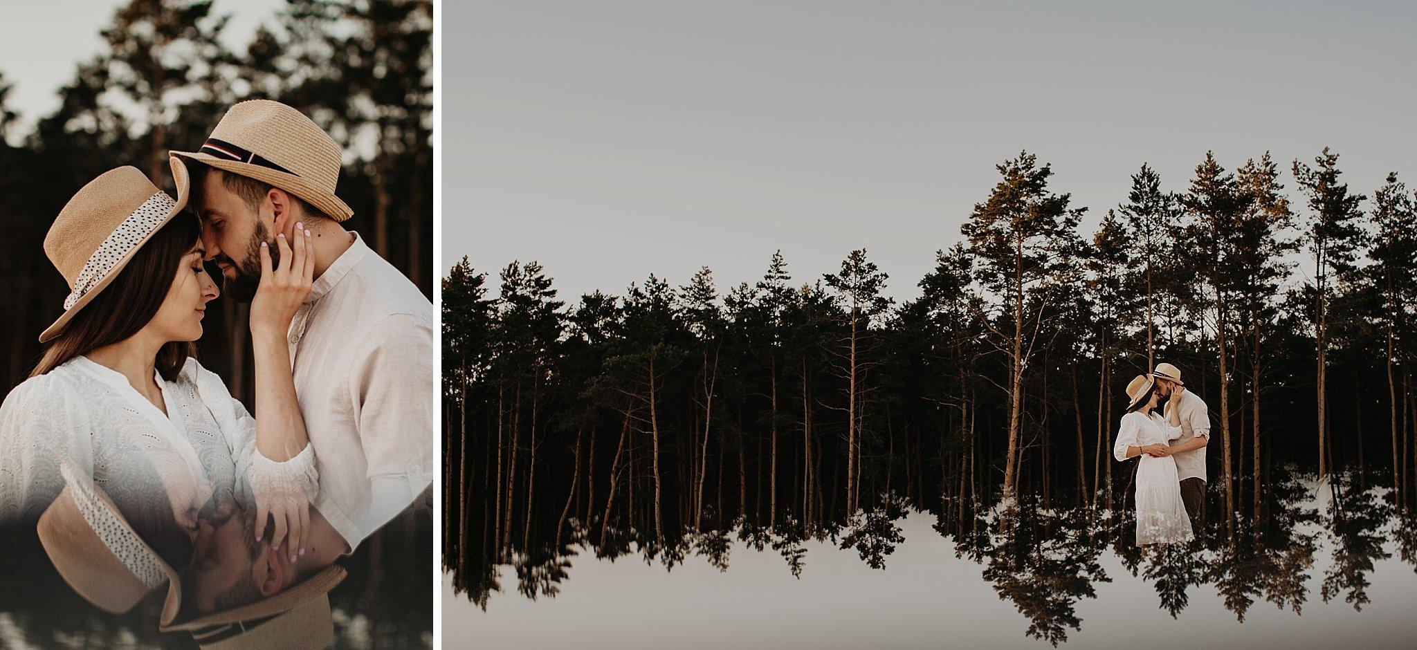 piekna sesja narzeczenska rustykalna romantyczna sesja na pustyni sesja zdjeciowa poznan krugphotography fotograf slubny z poznania fotografia slubna poznan 6800