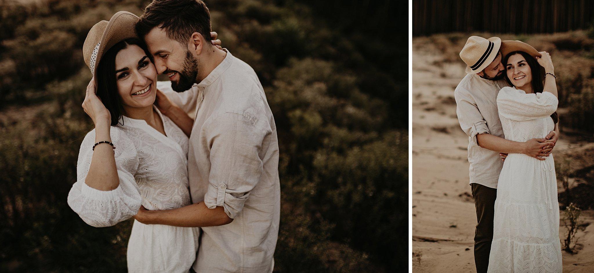 piekna sesja narzeczenska rustykalna romantyczna sesja na pustyni sesja zdjeciowa poznan krugphotography fotograf slubny z poznania fotografia slubna poznan 7400
