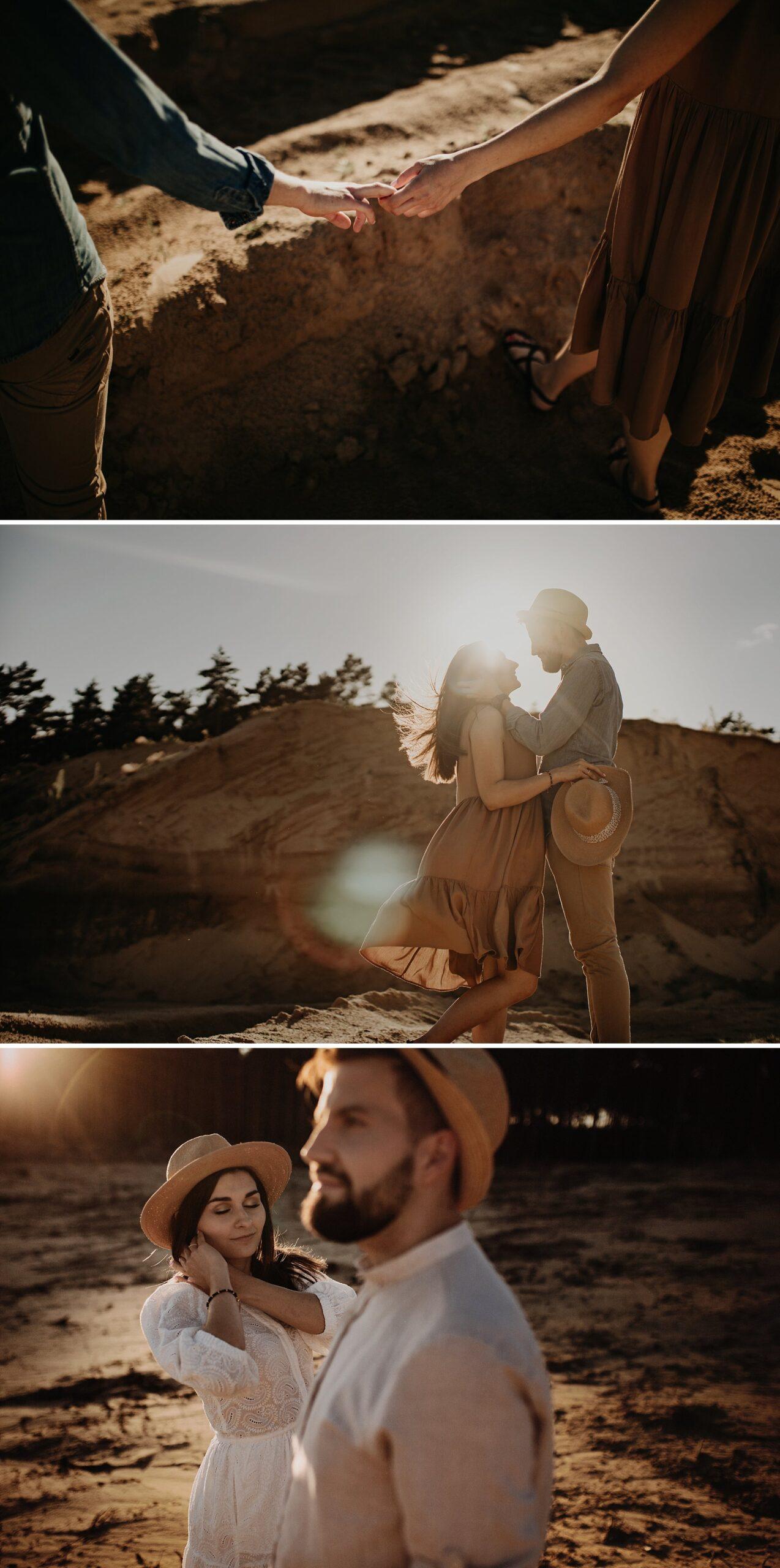 piekna sesja narzeczenska rustykalna romantyczna sesja na pustyni sesja zdjeciowa poznan krugphotography fotograf slubny z poznania fotografia slubna poznan 800 scaled