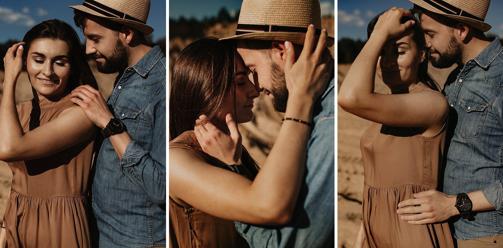 piekna sesja narzeczenska rustykalna romantyczna sesja na pustyni sesja zdjeciowa poznan krugphotography fotograf slubny z poznania fotografia slubna poznan 8200