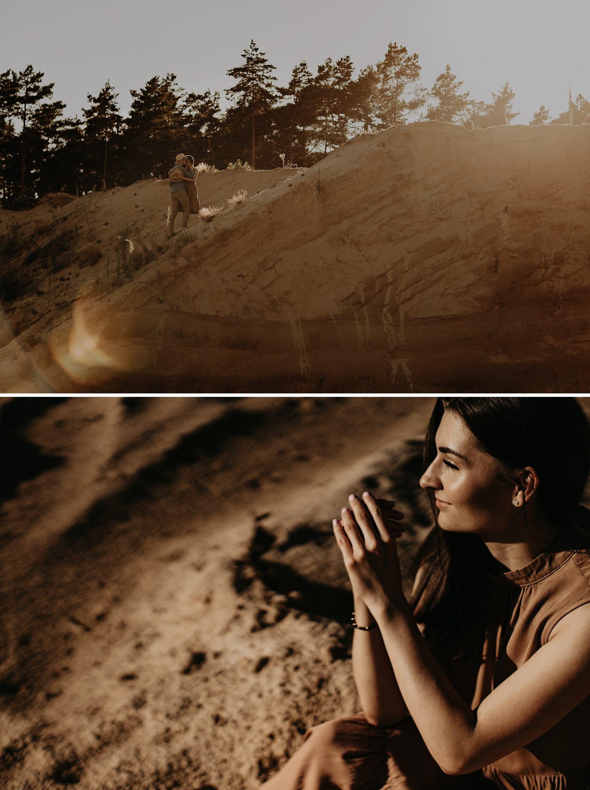 piekna sesja narzeczenska rustykalna romantyczna sesja na pustyni sesja zdjeciowa poznan krugphotography fotograf slubny z poznania fotografia slubna poznan 8600 scaled