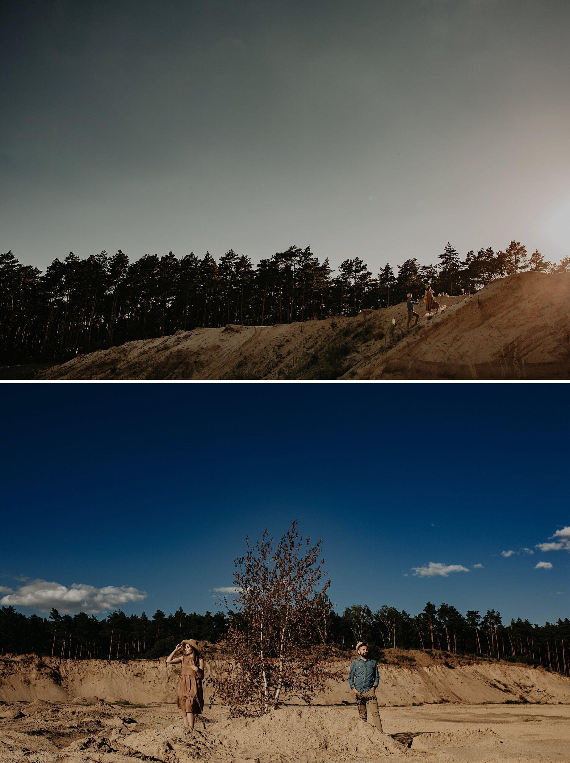 piekna sesja narzeczenska rustykalna romantyczna sesja na pustyni sesja zdjeciowa poznan krugphotography fotograf slubny z poznania fotografia slubna poznan 8800 scaled