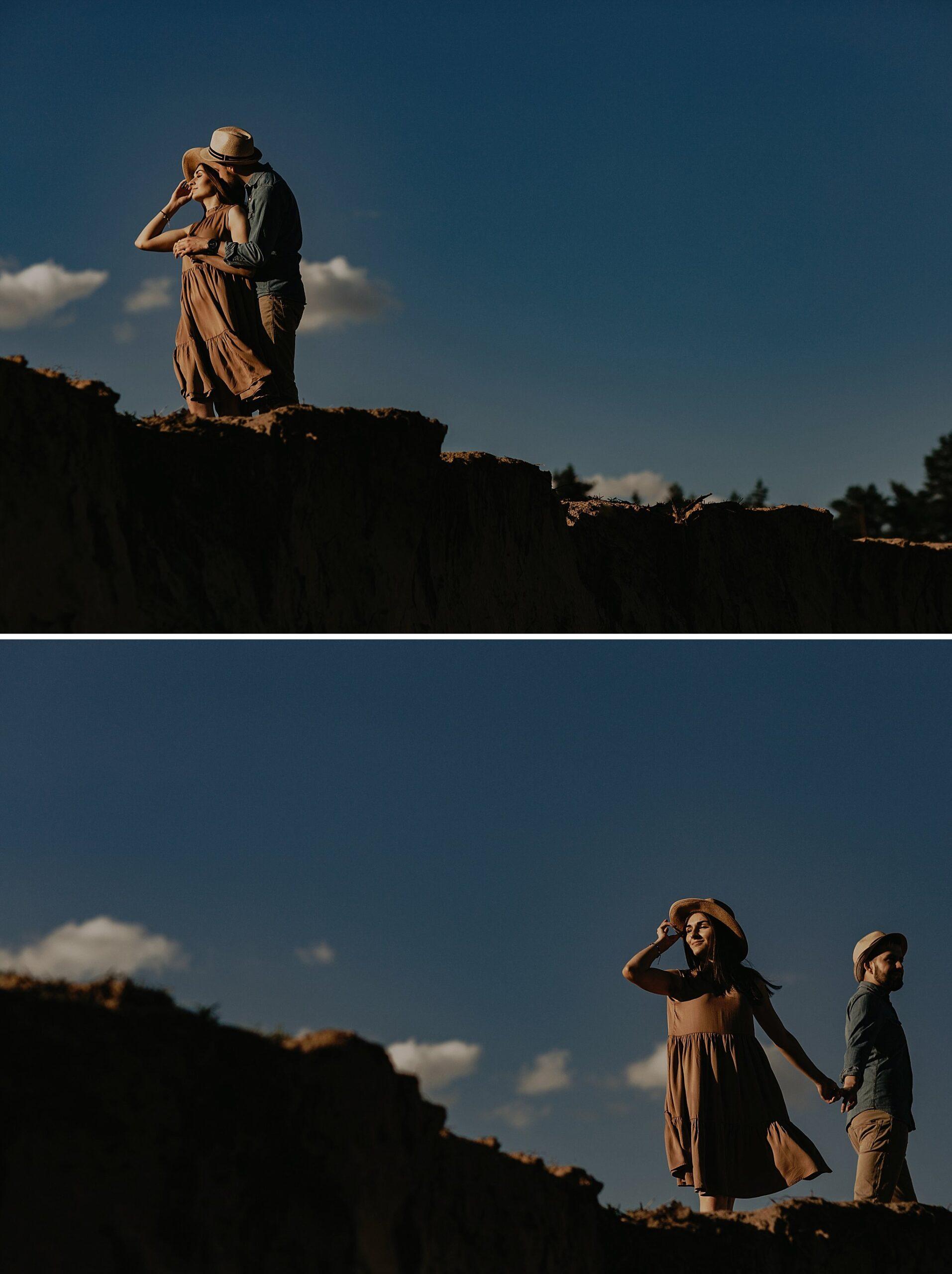 piekna sesja narzeczenska rustykalna romantyczna sesja na pustyni sesja zdjeciowa poznan krugphotography fotograf slubny z poznania fotografia slubna poznan 9200 scaled