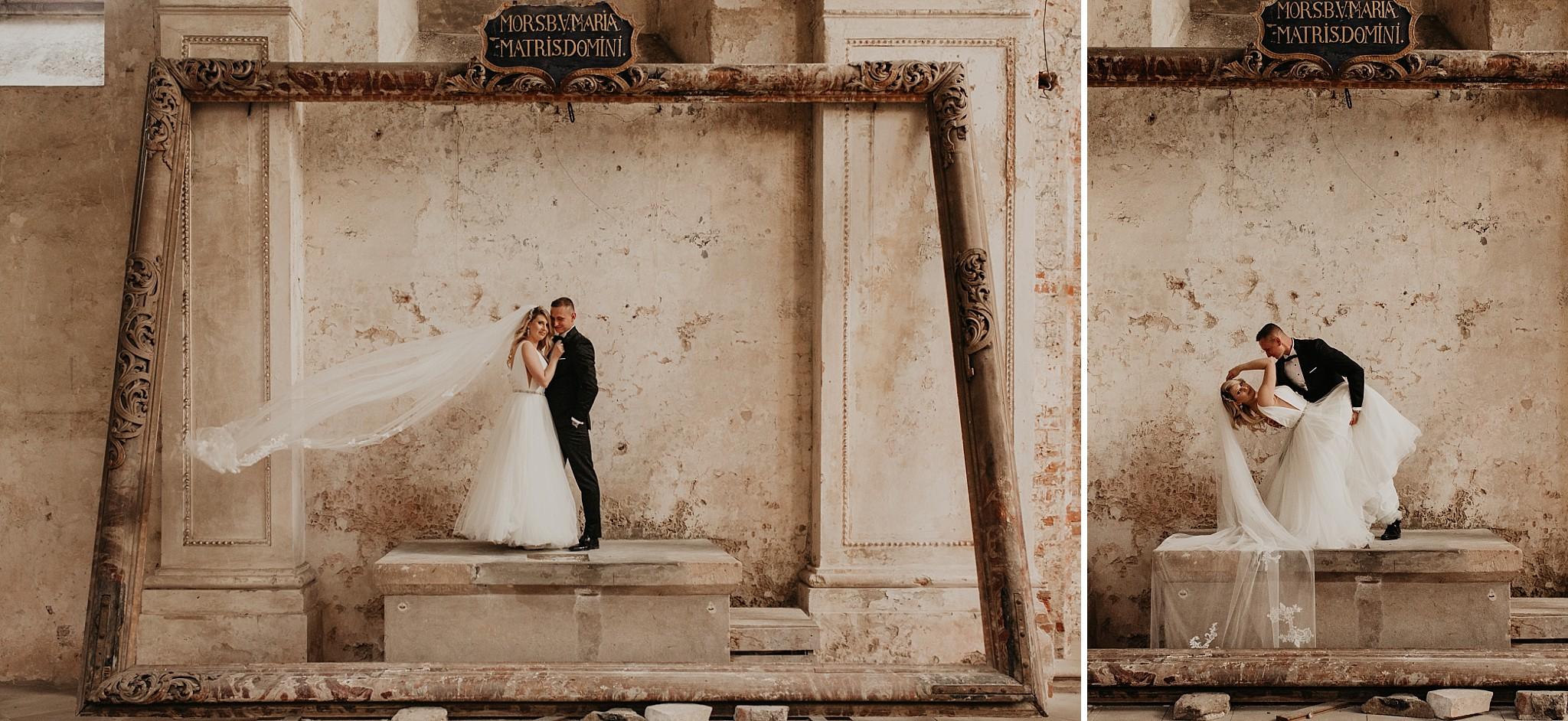 lubiaz opactwo cystersow sesja na zamku sesja zdjeciowa sesja slubna w palacu sesja palac fotograf z poznania fotografia slubna poznan 079
