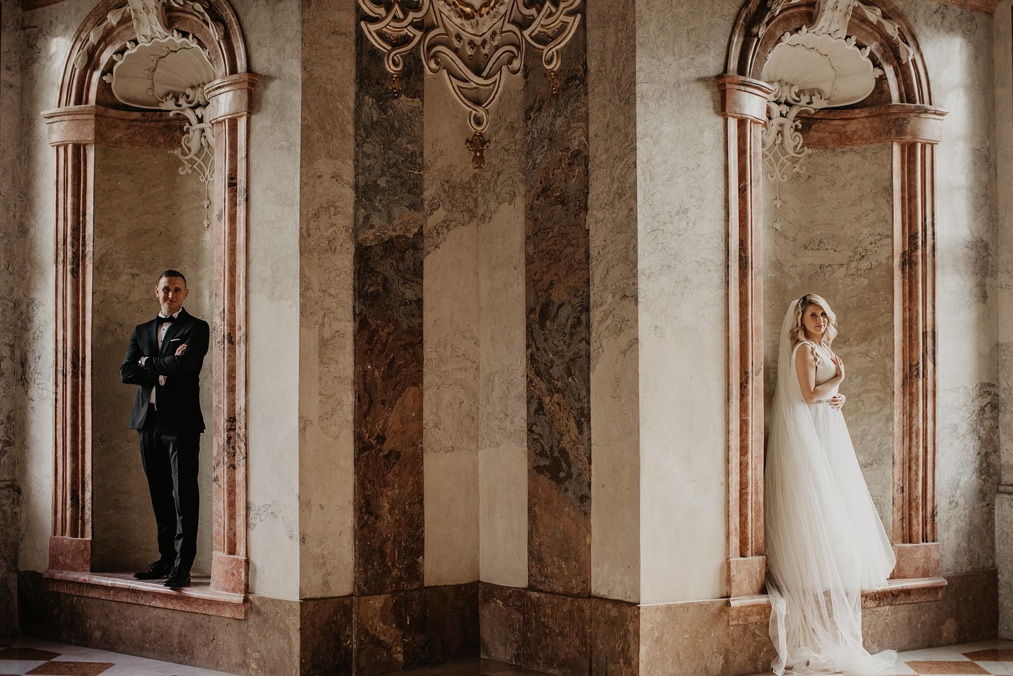 lubiaz opactwo cystersow sesja na zamku sesja zdjeciowa sesja slubna w palacu sesja palac fotograf z poznania fotografia slubna poznan 098