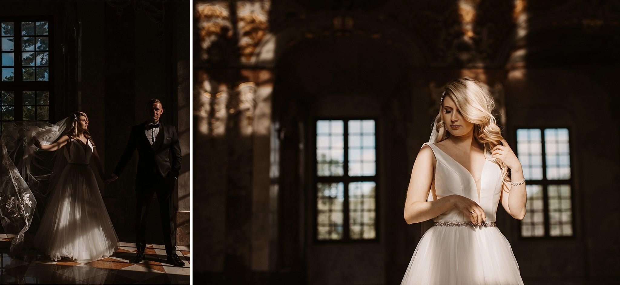 lubiaz opactwo cystersow sesja na zamku sesja zdjeciowa sesja slubna w palacu sesja palac fotograf z poznania fotografia slubna poznan 104