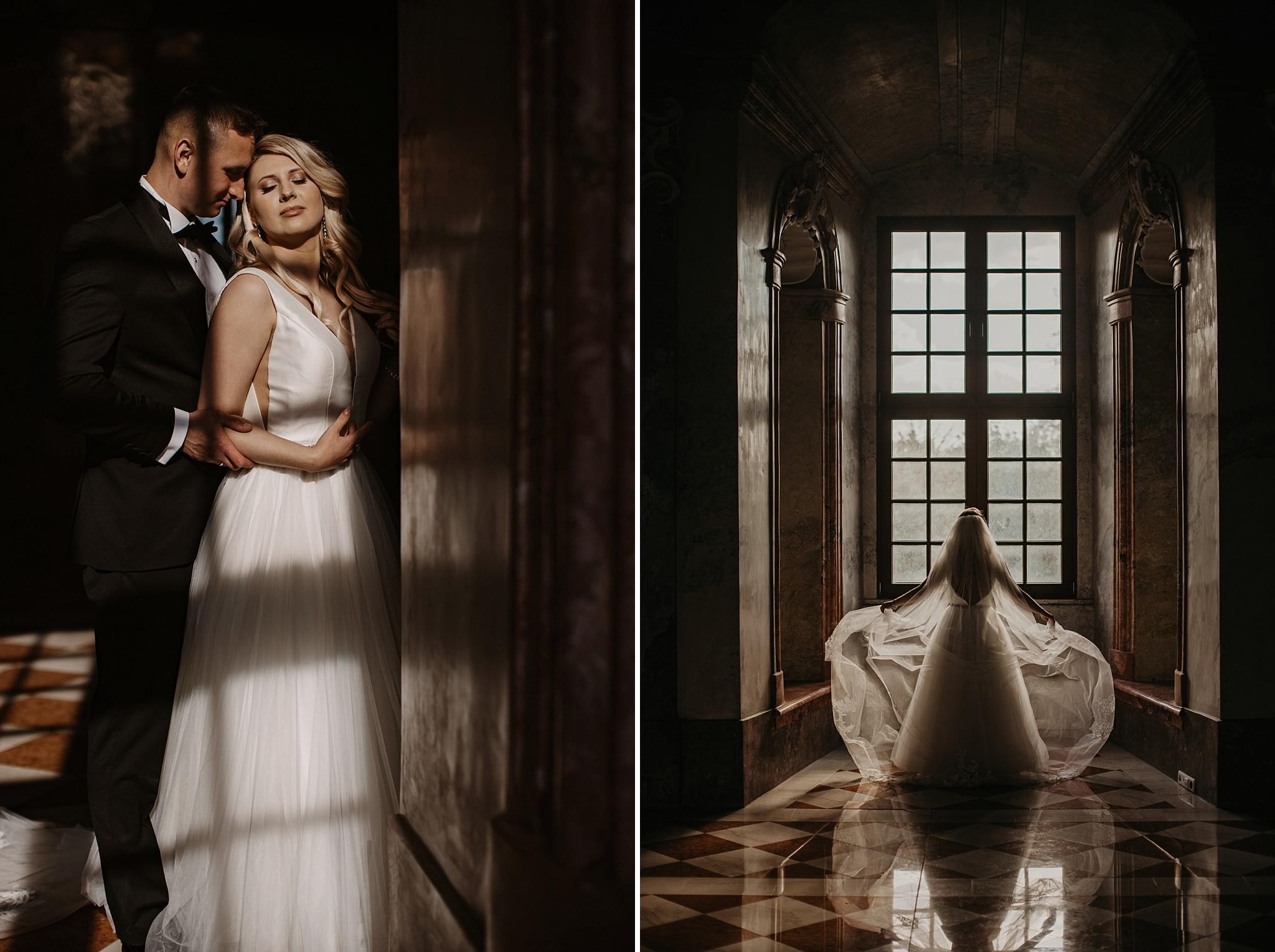 lubiaz opactwo cystersow sesja na zamku sesja zdjeciowa sesja slubna w palacu sesja palac fotograf z poznania fotografia slubna poznan 111