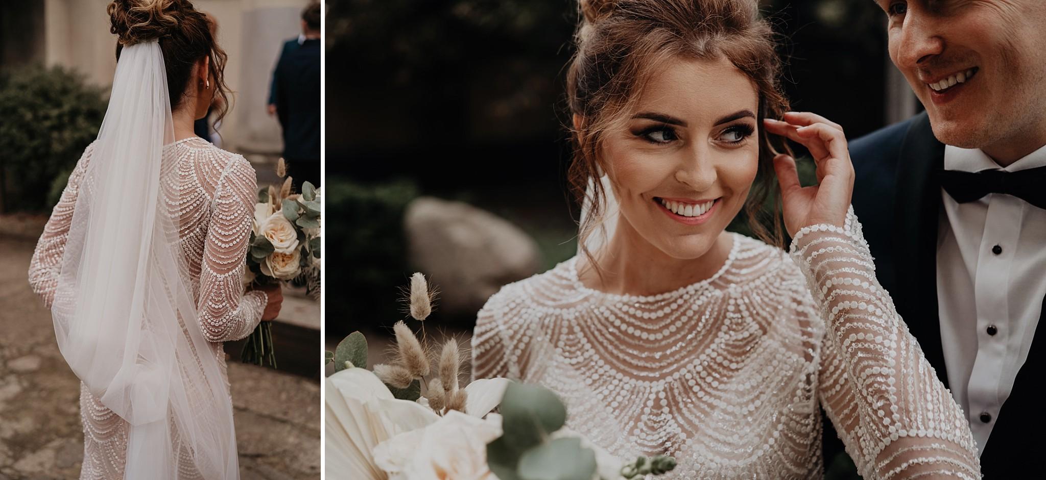 fotograf poznan wesele dobra truskawka piekne wesele pod poznaniem wesele w dobrej truskawce piekna para mloda slub marzen slub koronawirus slub listopad wesele koronawirus 133