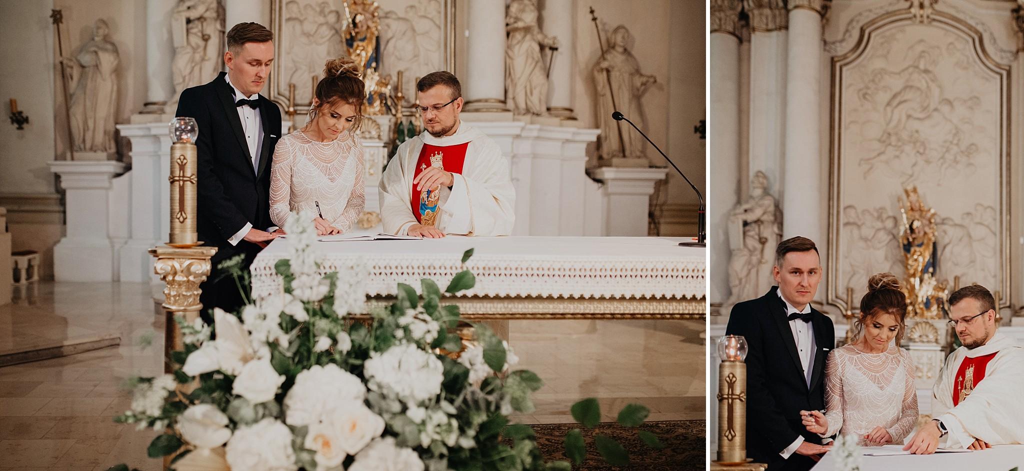 fotograf poznan wesele dobra truskawka piekne wesele pod poznaniem wesele w dobrej truskawce piekna para mloda slub marzen slub koronawirus slub listopad wesele koronawirus 202