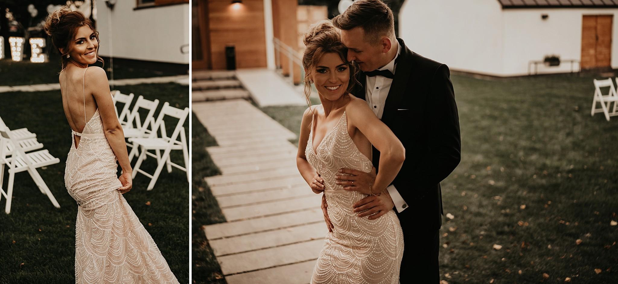 fotograf poznan wesele dobra truskawka piekne wesele pod poznaniem wesele w dobrej truskawce piekna para mloda slub marzen slub koronawirus slub listopad wesele koronawirus 362